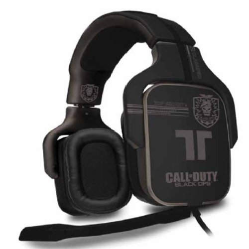 Mad Catz Cd79051100A1/04/1 Call Of Duty: Black Ops Dolby Digital True 5.1 Progaming Headset For Pc - Powered By Tritton