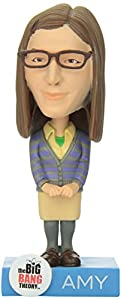 Funko Big Bang Theory: Amy Farrah Fowler Wacky Wobbler