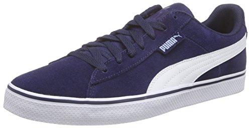 Puma Puma 1948 Vulc, Unisex-Erwachsene Sneakers, Blau (peacoat-white 02), 43 EU (9 Erwachsene UK) thumbnail