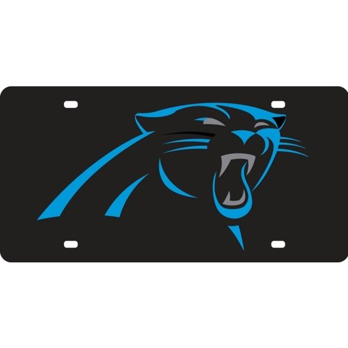 Carolina Panthers License Plates Price Compare
