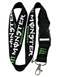 Monster Energy Keychain Lanyard