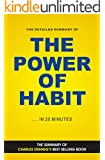 The Power of Habit: Why We Do What We Do in Life and Business | Book Summary