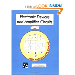 Electronic Devices and Amplifier Circuits  - Steven T. Karris