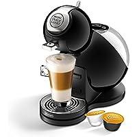 NESCAFÉ Dolce Gusto Coffee Machine and Beverage Maker EDG420.B Melody 3 by De'Longhi - Black
