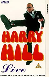 Harry Hill: Live! [VHS] [1997]