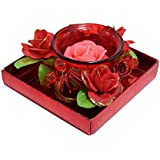 Skycandle Gift Sets Of Red Coloured Votive Candles