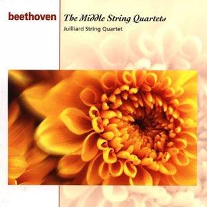The Middle String Quartets (Juilliard String Quartet)