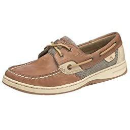 Sperry Top-Sider Women\'s Bluefish 2 Eye Moc,Oat,9 M