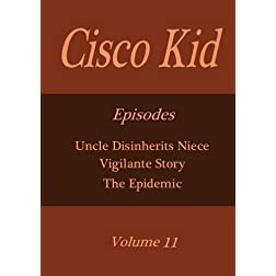 Cisco Kid - Volume 11