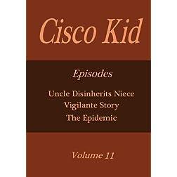 Cisco Kid - Volume 11