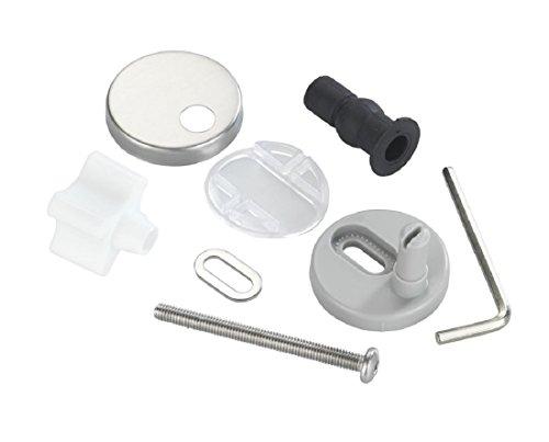 Wenko-290222100-Kit-de-fixation-Fix-Clip-pour-sige-WC-Acier-inoxydable-Import-Allemagne