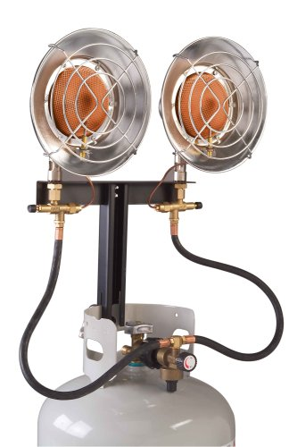 B000LVN1G8 Century 28,000 BTU Double Head Heater
