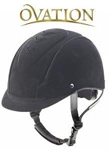 Ovation Competitor Helmet Medium/Large Black