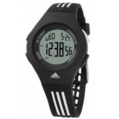 Adidas Sport Digital Furano Grey Mens Digital Watch ADP6016