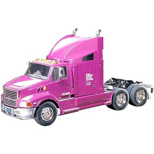 타미야 1/14  RC빅 트럭 시리즈 No.09 트레일러 헤드 포드 에어로 맥스 라디오 컨트롤 56309-TMYTAM56309 (1997-12-16)