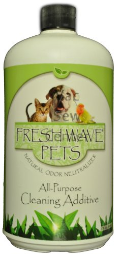 Fresh Wave Pets Natural Odor Neutralizer All Purpose Cleaning Additive