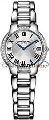 Raymond Weil 5229-STS-01659 Watch Jasmine Ladies  Silver