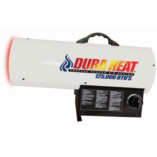 Dura Heat Propane Forced Air Heater, 125,000 BTU- GFA125A (Kerosene Heater Amazon Prime compare prices)
