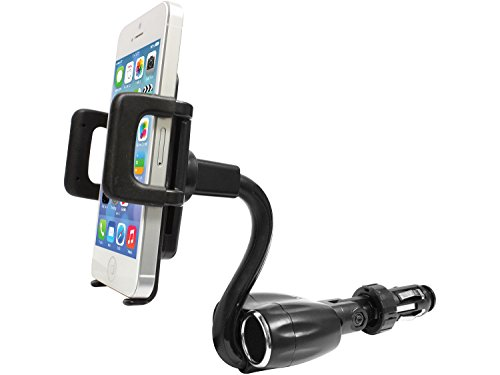 Cellet Car USB and Phone/PDA Holder