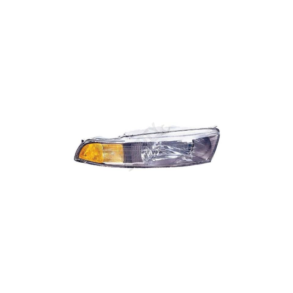 Depo 314-1127L-AS1 Mitsubishi Galant Driver Side Replacement Headlight Assembly 02-00-314-1127L-AS1