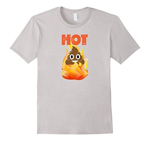 Emoji-T-Shirt-Idioms-Hot-Poop-Emoji-Funny