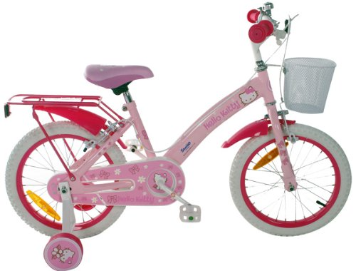 Kinderfahrrad Hello Kitty Cutie Kinder Rad 16""