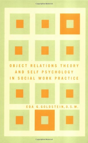 Object Relations Theory and Self Psychology in Social...