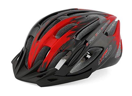 Rainbow flower MTB bicycle helmet cycling equipment integrally molded helmet men and women