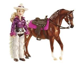 Breyer Classics Kaitlyn Cowgirl