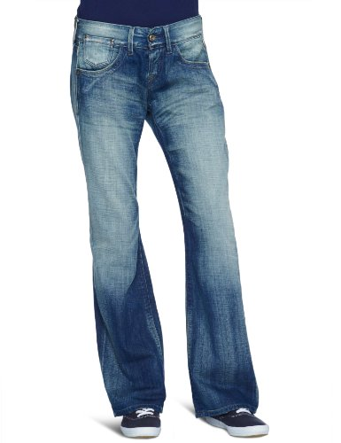 Replay Janice Boyfriend Women's Jeans Blue Denim W25in x L34in