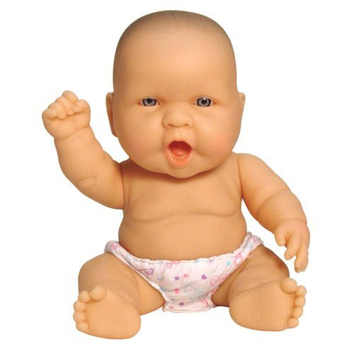 Childcraft Lots to Love Baby Doll - Caucasian - 10 Inches (Sold Individually - Expressions Vary)