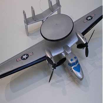 AWACS Style Airplane - (R/C) Real Life Airplane Styling