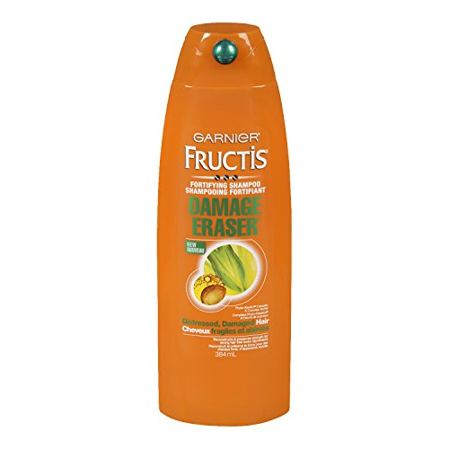 Garnier Hair Care Fructis Damage Eraser Shampoo, 13 Fluid Ounce