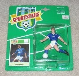 Sportstars (Starting Lineup) 1989 - Kevin Ratcliffe Wales - Football (Soccer) by Kenner