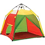 Pacific Play Tents One Touch Tent-Primay Colored  No.20310