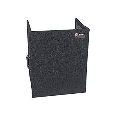 Odyssey CF2124 Carpeted Foldout Stand For Most Combo Racks And Dj Coffins