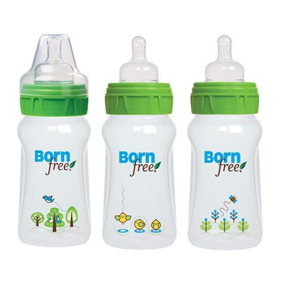 Decorated Bottle (Three Pack) Size: 9 Oz front-999616