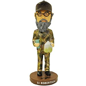 Amazon.com: Duck Commander DC-BHSI Bobble Head: Sports & Outdoors