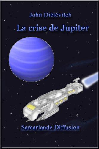 Couverture du livre La crise de Jupiter