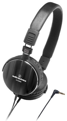 Audio-Technica ATH-ES500 On the Ear Headphones