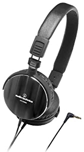 Audio Technca Ath-Es500bk Audiophile Portable