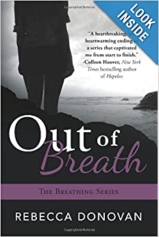 Out of Breath (The Breathing) - Rebecca Donovan