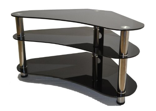 Umount® MountRight Corner TV Stand For Up To 42