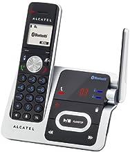 Comprar Alcatel XP1050 - Teléfono digital inalámbrico (Bluetooth, sistema de grabación), negro [importado]