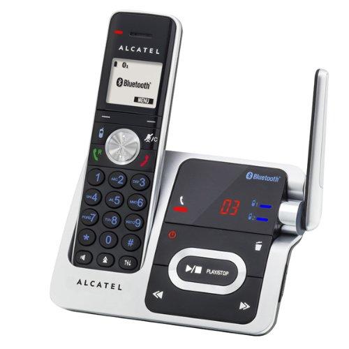 Alcatel XP1050 Téléphone numérique sans fil Bluetooth Noir