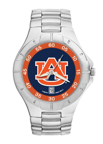 Auburn Tigers Men's Pro II Watch at Amazon.com