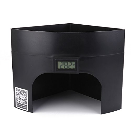 Multi-function Pet Tortoise Snake Lizard Reptile Humidify Cave (Black) by Generic (Tortoise Table compare prices)