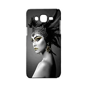 BLUEDIO Designer 3D Printed Back case cover for Samsung Galaxy A3 - G3317