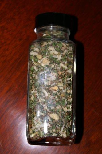 Italian Spice Blend Seasoning - Mrs. Bryant'S Italy Spice Blend & Rub - Gourmet Blend Of Basil, Pine Nuts, Onion, Garlic, Parsley, Black Pepper, Salt, Spices (1/2 Cup Volume)