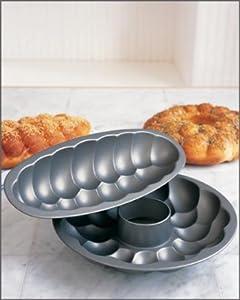 Kaiser Bakeware La Forme Braided Loaf Pan